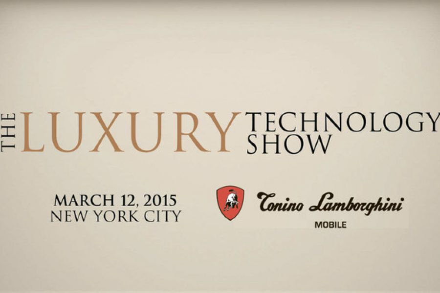Luxury Technology Show in NYC