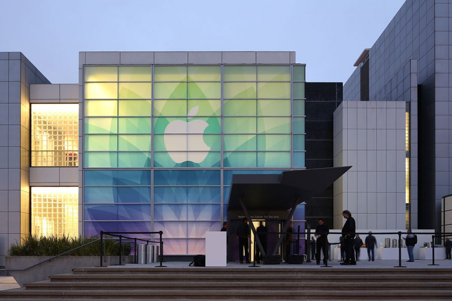 Apple Live – Foresite is watching