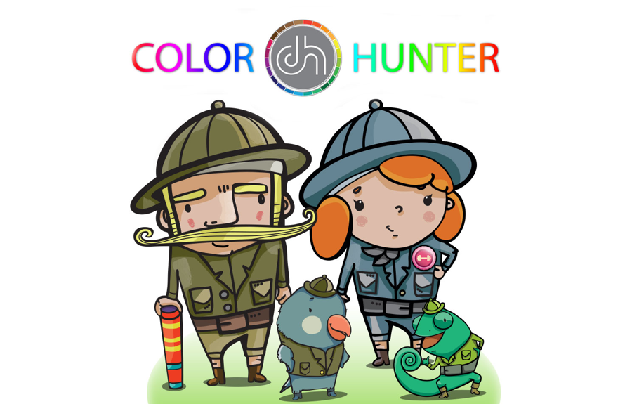 Color Hunter – Game per Smartphone
