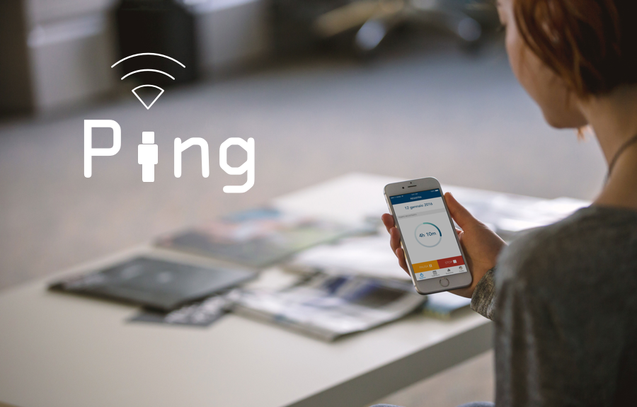 Ping – people intelligent locator